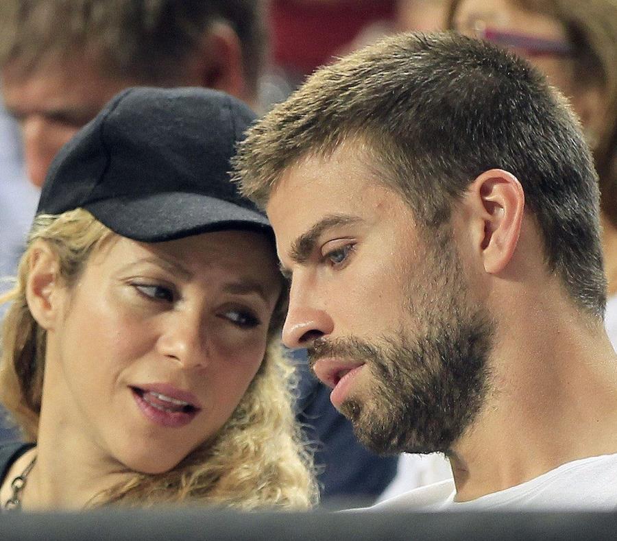 Shakira disfrutó de Disney junto a sus hijos y Piqué