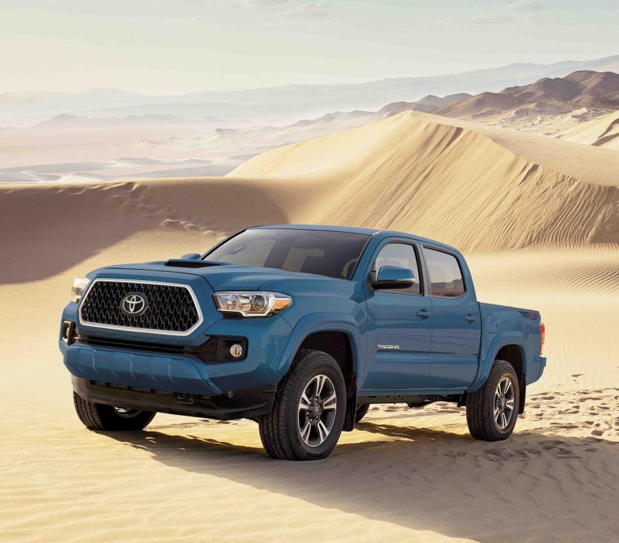 La camioneta Toyota Tundra del 2019 tiene el mayor valor de reventa en el mercado. (semisquare-x3)