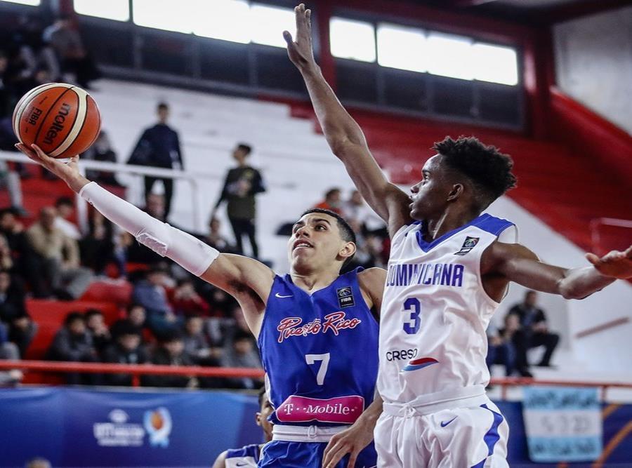 Puerto Rico se colocó en el tope del Grupo A con marca de 2-0. (Suministrada / FIBA) (semisquare-x3)