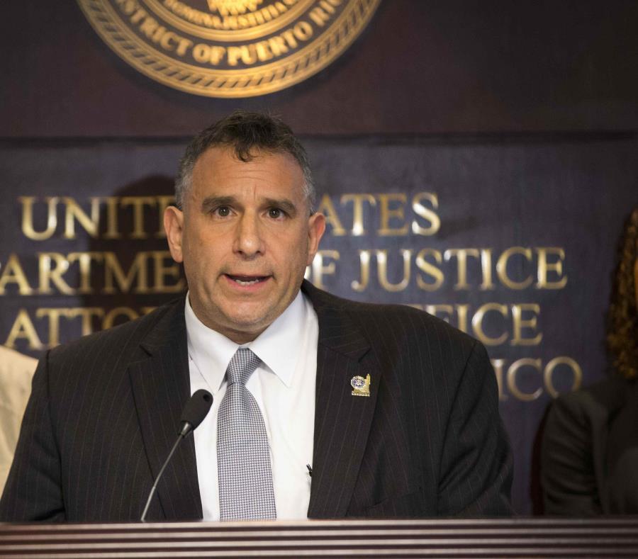 Douglas Leff,  jefe del FBI en Puerto Rico. (GFR Media) (semisquare-x3)