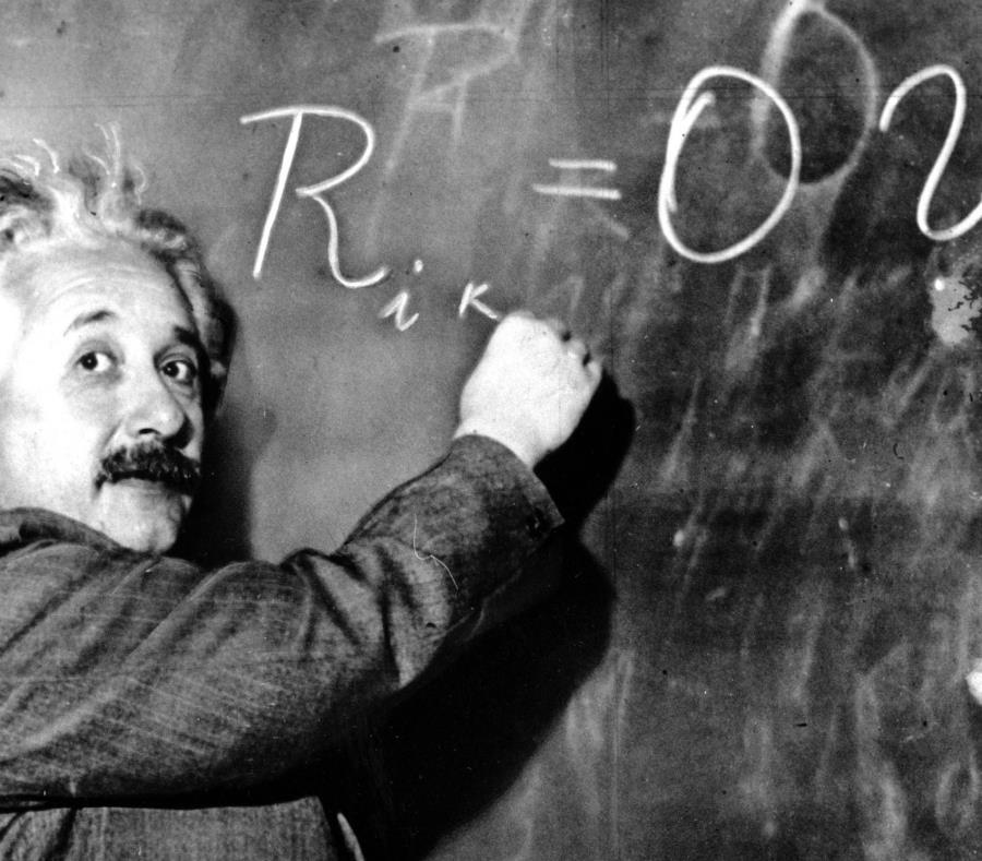 Einstein murió el 18 de abril de 1954. (GFR Media) (semisquare-x3)