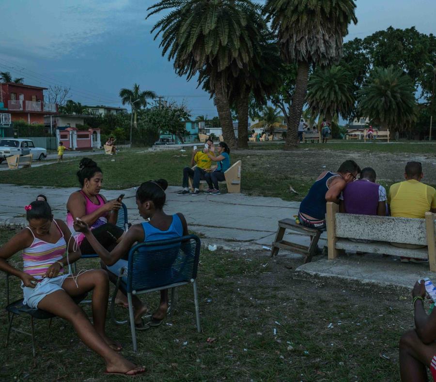 Cuba es uno de los países con el menor acceso al internet. (GFR Media) (semisquare-x3)