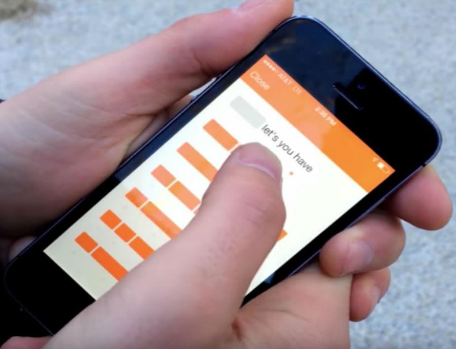Confide, la app que autodestruye mensajes enviados y evita capturas de pantalla (semisquare-x3)