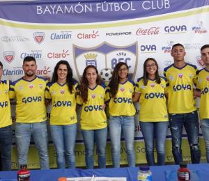 El Bayamón Fútbol Club celebra su vigésimo aniversario