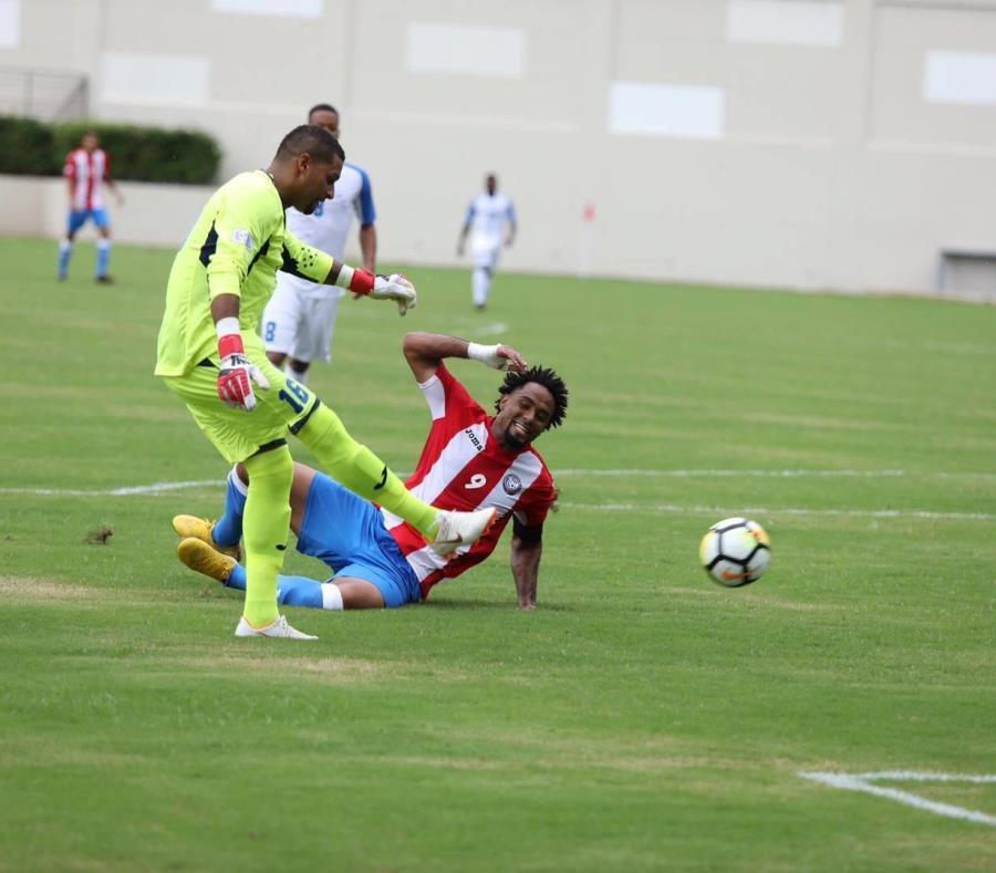 El seleccionado boricua no marcó goles en sus primeros tres compromisos del clasificatorio. (Suministrada) (semisquare-x3)