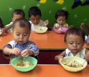 Acción contra un planeta mal nutrido