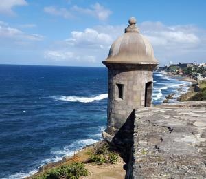 De rodillas en Puerto Rico