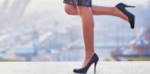 Reglas de oro para cuidar tus zapatos de taco