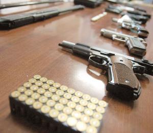 Armas, drogas y los federales