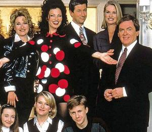 Fran Drescher no descarta el regreso de su serie The Nanny