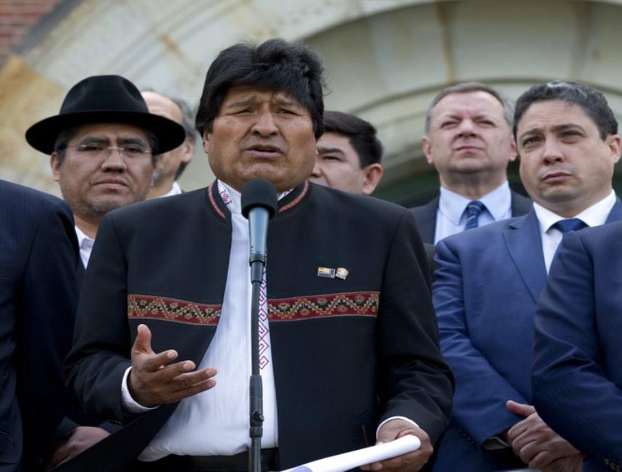 Cómo queda la imagen de Evo Morales tras el fallo de La Haya (semisquare-x3)
