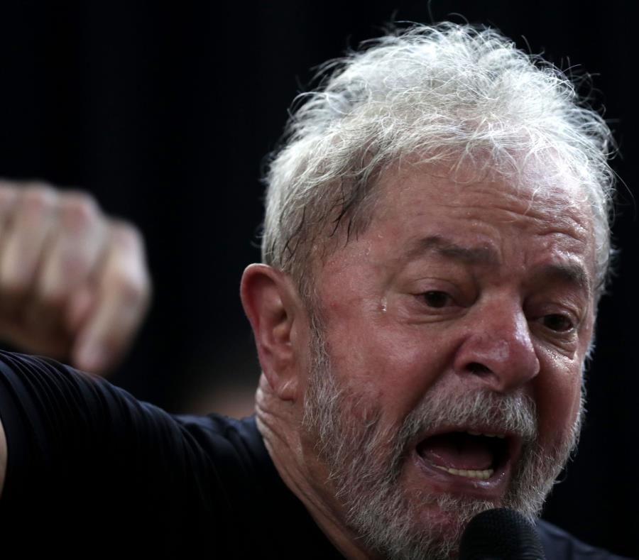 El Tribunal Superior Electoral de Brasil vetó la candidatura presidencial del exmandatario Luiz Inácio Lula da Silva (semisquare-x3)