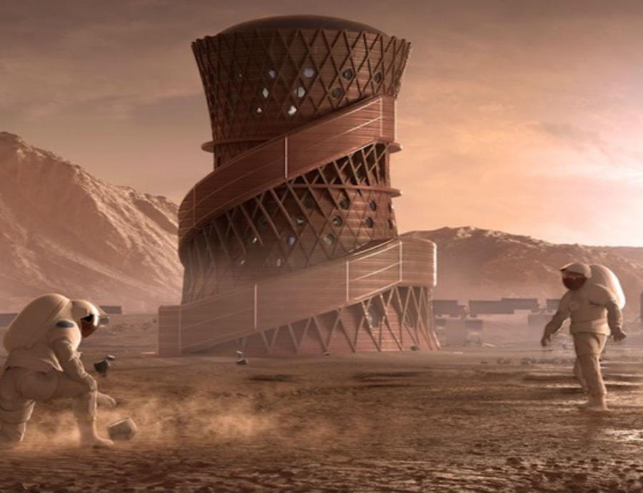 La competencia llegará a su fin con la estructura a escala que será decidida del 1 al 4 de mayo. (NASA) (semisquare-x3)