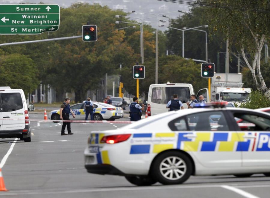 En el atentado a dos mezquitas de Nueva Zelanda murieron 50 personas. (semisquare-x3)