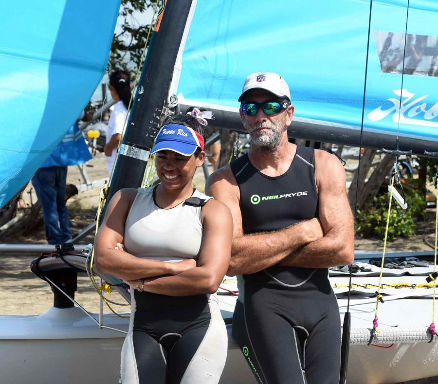 Francheska Valdés y Enrique