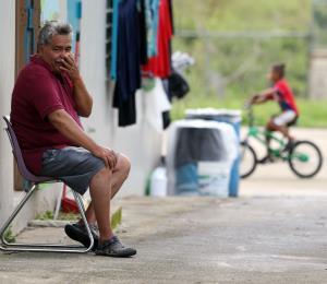Tocando fondo en Puerto Rico