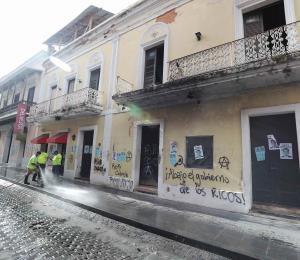 La verdadera destrucción del Viejo San Juan