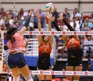 La Liga de Voleibol Superior Femenino evalúa utilizar silbatos electrónicos en la reanudación del torneo