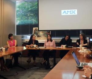 Meeting with the diaspora
