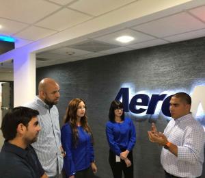 Crece y diversifica servicios la proveedora boricua AeroNet