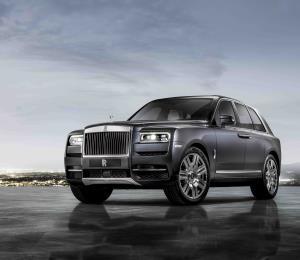 Rolls Royce develó SUV de $325,000
