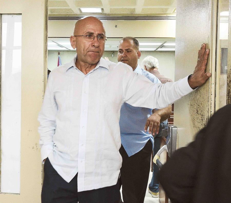 Edgardo Arlequín Vélez, quien fue sentenciado el 17 de diciembre de 2015, permanecía en arresto domiciliario y bajo supervisión electrónica. (Archivo / GFR Media) (semisquare-x3)