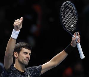 Djokovic, Nadal y Federer cierran el 2018 como los tres mejores