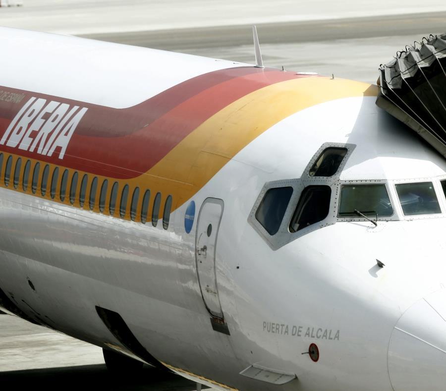 Iberia insiste en que la cancelación de su vuelo Madrid-Caracas se debió exclusivamente a los apagones en el aeropuerto de la capital venezolana. (semisquare-x3)