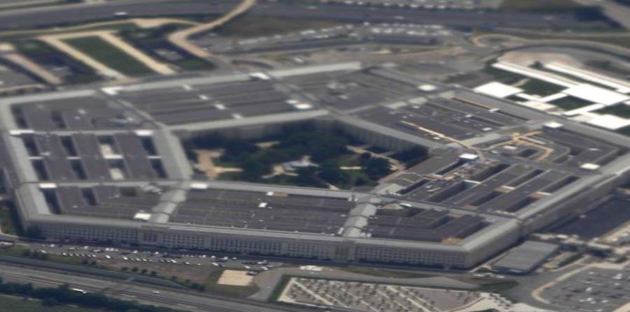 El Pentágono de Estados Unidos (semisquare-x3)