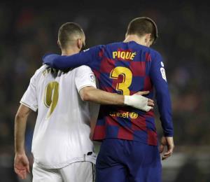 El Real Madrid fue superior al Barcelona en un Clásico sin goles