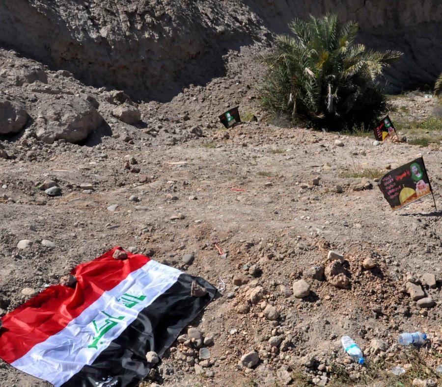 Hallan más de 200 fosas comunes del Estado Islámico en Irak (semisquare-x3)