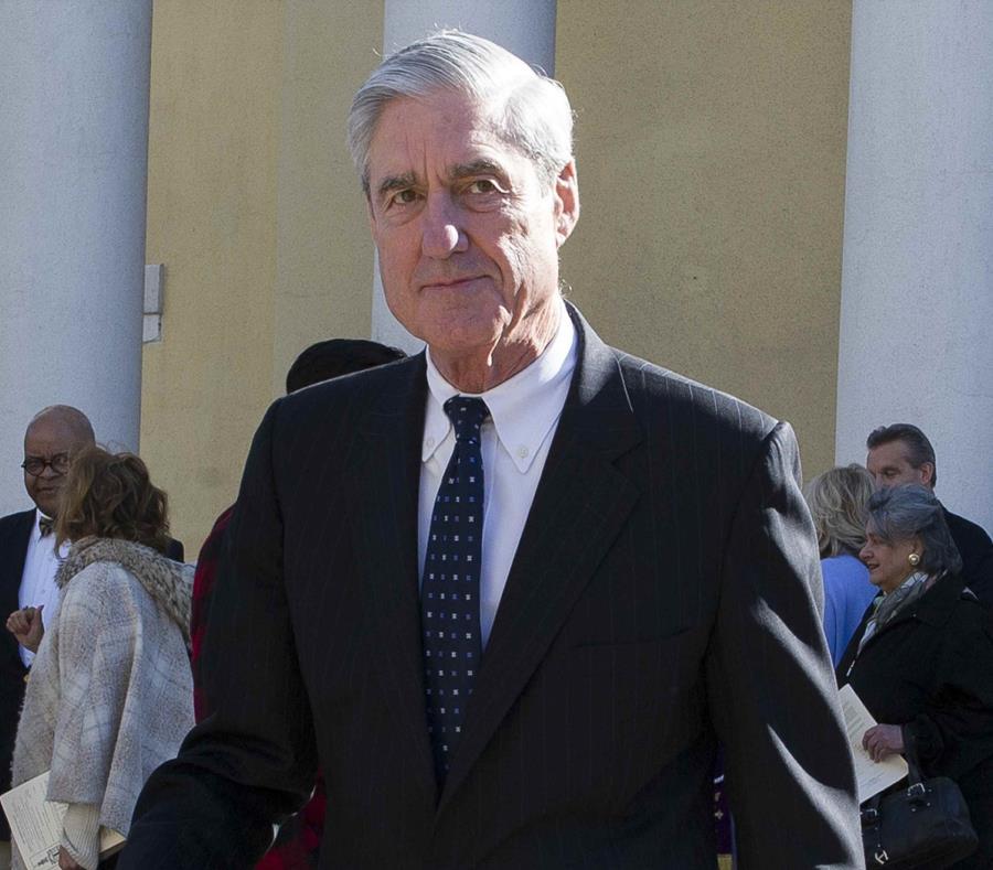 Trump se opone a que Robert Mueller testifique ante el Congreso