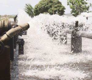 El agua por la que pagamos
