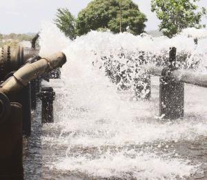 El impacto de los terremotos en el suministro de agua potable