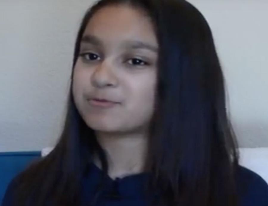 Samaira Mehta, la niña de 10 años que contrató Google (semisquare-x3)