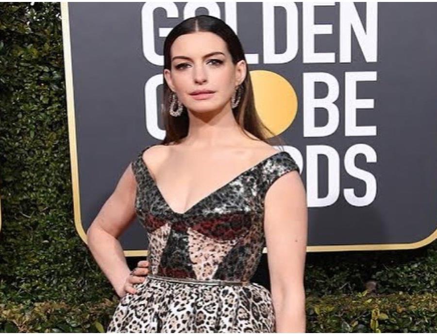 Ganadora del Oscar Anne Hathaway espera su segundo bebé