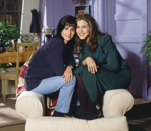 """Netflix descarta la salida de """"Friends"""" de su catálogo"""