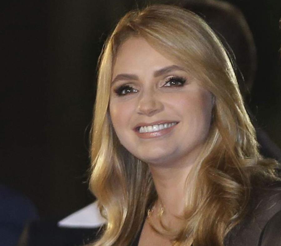 Angélica Rivera confirmó en febrero pasado su divorcio del ex presidente mexicano Enrique Peña Nieto. (semisquare-x3)