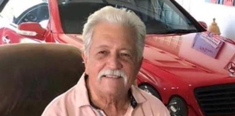 En la foto está Pedro R. Ríos Rivera. (horizontal-x3)