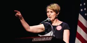El poderoso mensaje feminista que presenta Cynthia Nixon