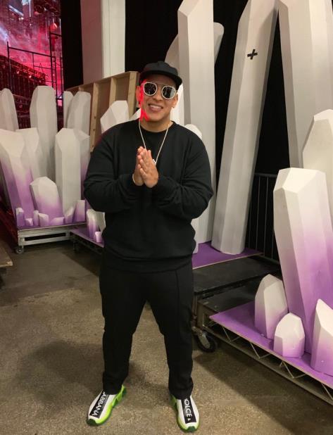 Daddy Yankee  asegura que siempre se visualizó siendo un artista grande. (vertical-x1)