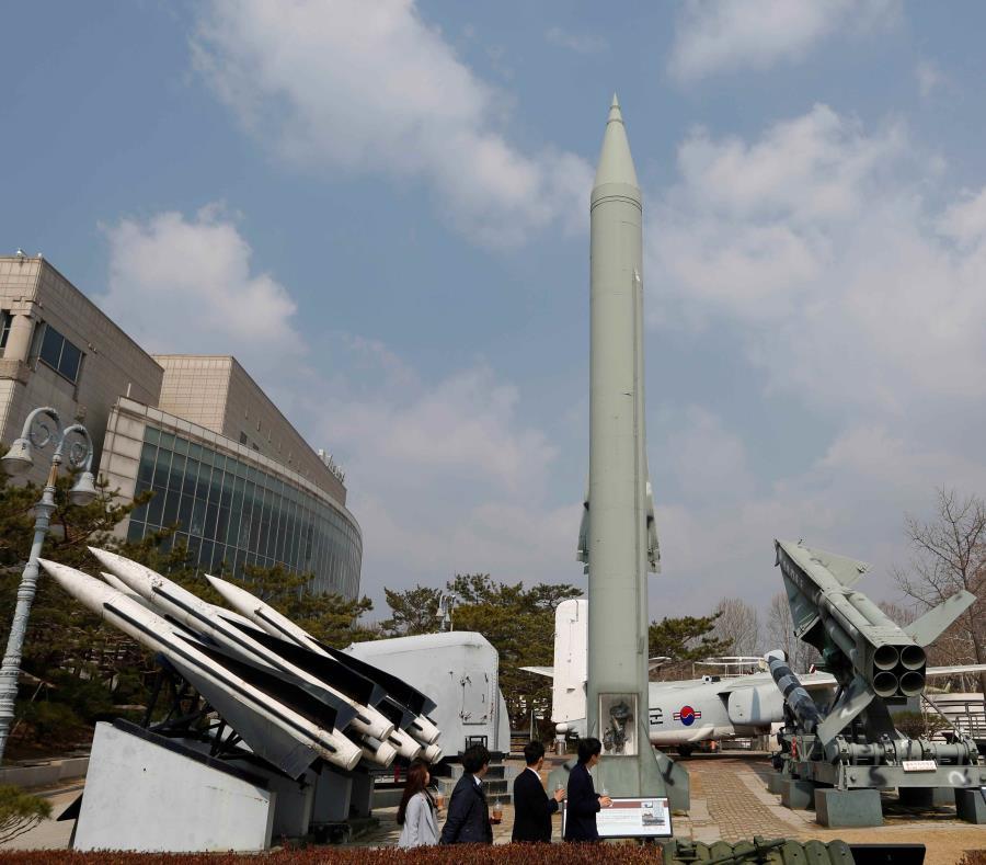 ¡Están cargados!; Corea del Norte prepara posible lanzamiento de misil