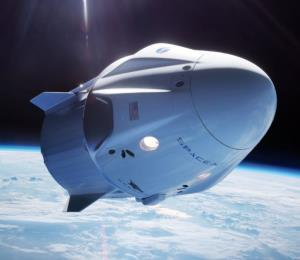SpaceX planea realizar su primer viaje tripulado en abril de 2019