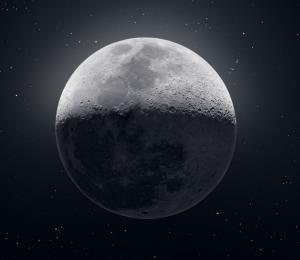 Difunden la fotografía más clara de la Luna hasta ahora