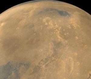 En Marte pudo haber periodos cálidos con tormentas y agua que fluía
