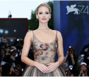 Revelan la fecha y los detalles de la boda de Jennifer Lawrence