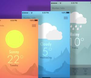 Conoce las mejores y más precisas aplicaciones del pronóstico del tiempo