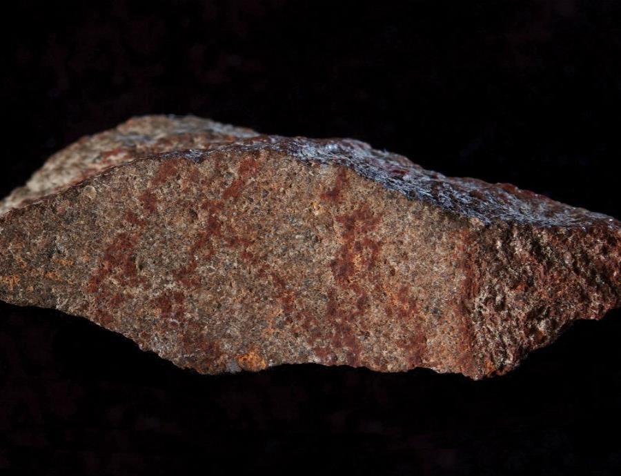 Esta representación es unos 10,000 años más antigua que los que ahora eran considerados los primeros dibujos. (semisquare-x3)