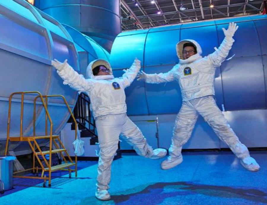 Space Camp, un campamento infantil en Estados Unidos dedicado por completo a los viajes más allá de la Tierra (semisquare-x3)