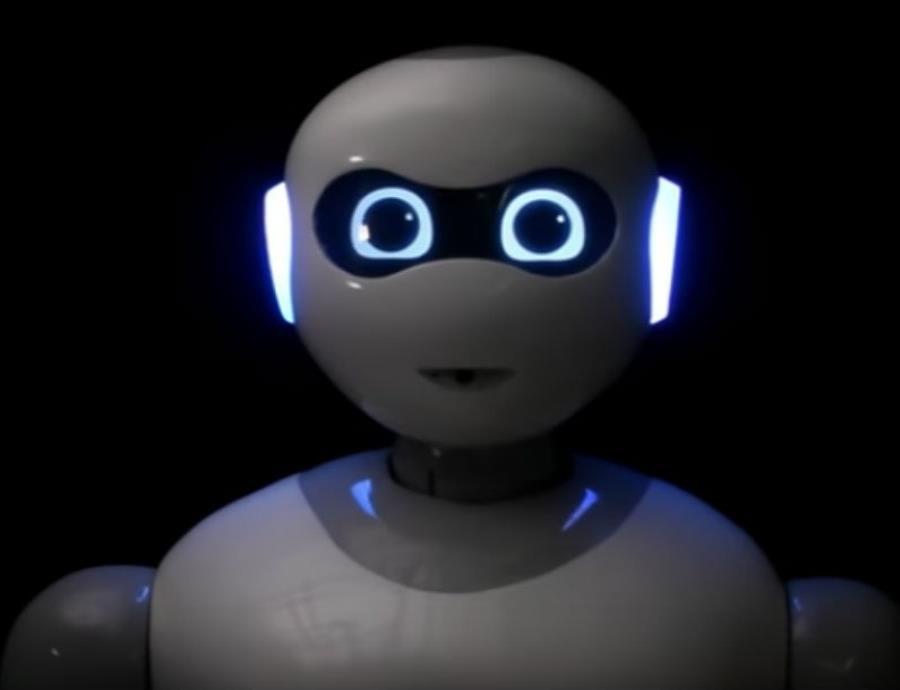 Ginger, el primer robot mesero del mundo ya trabaja en un restaurante (semisquare-x3)